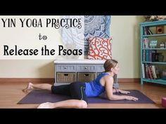 Yin AM: Yin Yoga Full Body Stretch {30 mins}   Deep Stretch & Release   Complete Meridian Balancing - YouTube #PsoasRelease