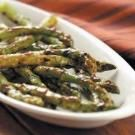 Grilled Asparagus with Tangerine Dressing