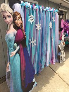 Juego para fiesta de cumpleaños Frozen. #juegos #Frozen