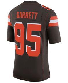 Nike Men Myles Garrett Cleveland Browns Limited Jersey e4ec35661