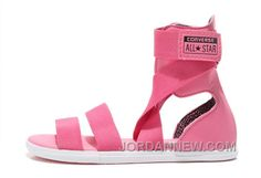 http://www.jordannew.com/pink-converse-chuck-taylor-all-star-gore-roman-sandals-lastest.html PINK CONVERSE CHUCK TAYLOR ALL STAR GORE ROMAN SANDALS LASTEST Only $64.28 , Free Shipping!