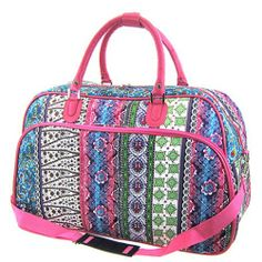 World Traveler Pink Patchwork 20-inch Carry On Fashion Travel Duffle Bag Navali,http://www.amazon.com/dp/B009HCRCL2/ref=cm_sw_r_pi_dp_2R6dtb1XFZFRXR8D