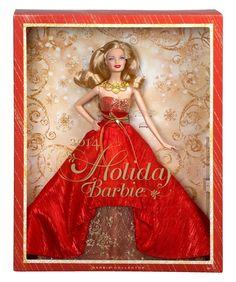 Mattel BDH13 - Barbie Collector Holiday Doll 2014 Sammelpuppe NEU/OVP in Spielzeug, Puppen & Zubehör, Mode-, Spielpuppen & Zubehör | eBay!