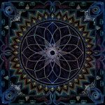 Mandala of the Oracle of Love by ~Lakandiwa  http://lakandiwa.deviantart.com/#/d53ssbl