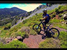 MTB Kimi - Mount Itamos - GoProHero - Lanparte 3Axis Gimbal From the top of Mount Itamos to the Thapsa Beach #AlwaysAhead #KimiForever #MTB #Evia #HD1080p60 #GoProHero #3AxisGimbal #Haibike