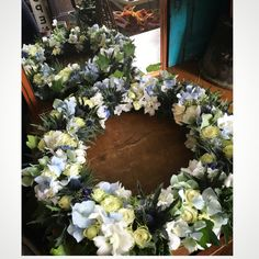Wreath funeral