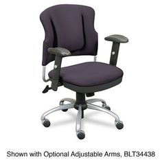 Balt office chair - Pin it :-) Follow us :-)) AzOfficechairs.com is your Office chair Gallery ;) CLICK IMAGE TWICE for Pricing and Info :) SEE A LARGER SELECTION of  balt office chair at http://azofficechairs.com/?s=balt+office+chair -  office, office chair, home office chair - BLT34437 Balt ReFlex Series Task Chair « AZofficechairs.com