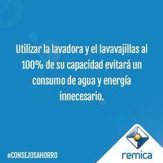 Descubre cómo pequeños cambios en el uso de tus electrodomésticos te ayudarán a ahorrar energía. #consejosahorro