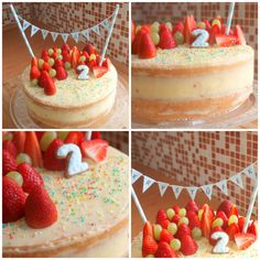 collagezg Naked Cakes, Cheesecake, Breakfast, Cheese Cakes, Cheesecakes, Morning Breakfast