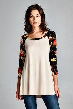 Devin Top | Women's Clothes, Casual Dresses, Fashion Earrings & Accessories | Emma Stine Limited