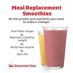 recipe: smoothie king protein powder nutrition [19]