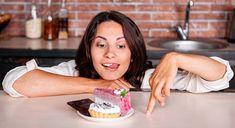 Proč ženy milují sladkosti více než muži? Panna Cotta, Ethnic Recipes, Fitness, Food, Diet, Biochemistry, Dulce De Leche, Essen, Meals