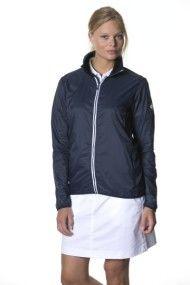 Cross Sportswear W Brass Jacket Navy