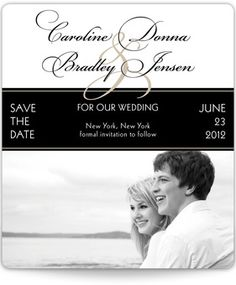 Save the Date Magnets - Vision of Love