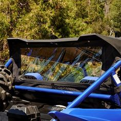 State 8 2016 YAMAHA YXZ1000R Rear Window from STATE 8 MOTORCYCLES