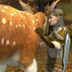 """LOTRO Cosmetics na Twitterze: """"Featured outfit of the day: """"Stag-rider"""" by @TheStarryMantle. https://t.co/2TLOc2kKjK #lotro #lotrofamily #lotrocosmetics https://t.co/XkDWilRSEx"""""""