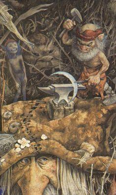brian froud fairies - Google Search