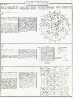 Magic crochet 29 - wang691566169 - Picasa Web Albums