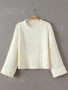 Cropped Woolen Sweater- http://www.siboom.es/whistles-grey-cropped-sweater-uk-10_ofertas.html  