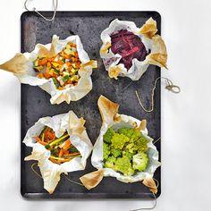 Rezept für Gemüse-Julienne bei Essen und Trinken. Ein Rezept für 4 Personen. Und weitere Rezepte in den Kategorien Gemüse, Beilage, Einfach.