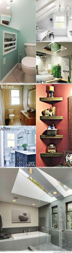 Cool Bathroom Ideas