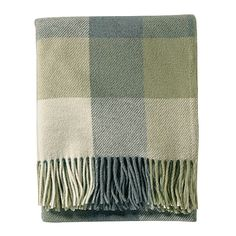 Eco-Wise Washable Wool Throw