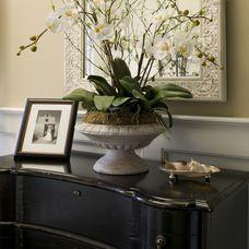 nice orchid arrangement