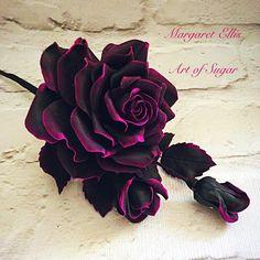 Black rose... sugar.... something a little different