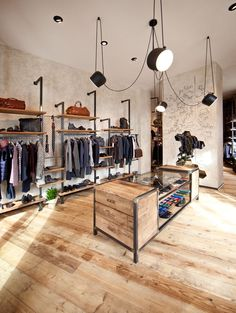 GET STORE UOMO - Picture gallery #architecture #interiordesign #store