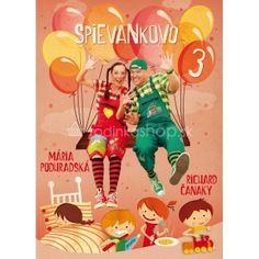 DVD Spievankovo 3 v predaji