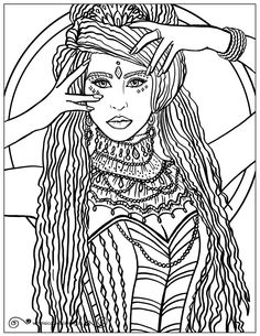 Steampunk Free Colouring Page People Coloring Pages, Free Adult Coloring Pages, Cute Coloring Pages, Coloring Pages For Girls, Coloring Pages To Print, Printable Coloring Pages, Free Coloring, Coloring Sheets, Coloring Books