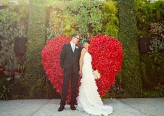 Do you love Valentine's Day? Maybe have a Valentine's Day wedding! Come see inspiration! #weddinginspiration #weddingdecor
