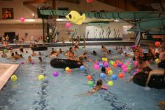 Centre Aqualudique de Villard- de Lans - © S.Charles