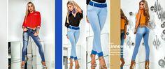 AA0266 - Jeans & Blusas