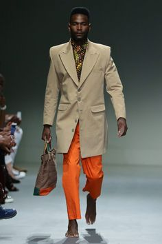 Esnoko Fall/Winter 2016 - South Africa Fashion Week | Male Fashion Trends
