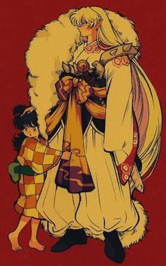 Amor Inuyasha, Inuyasha Fan Art, Inuyasha Love, Inuyasha And Sesshomaru, Kagome Higurashi, Manga Art, Manga Anime, Anime Art, Another Anime