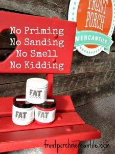 frontporchmercantile.com FAT PAINT