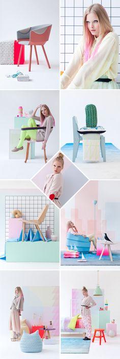 neon+pastel