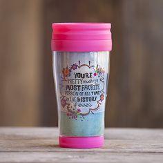 Natural Life Thermal Mug