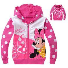 2761d1345eb Cheap Los nuevos 2014 de los bebés capas de la chaqueta con capucha de  dibujos animados
