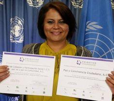Reconoce ONU en derechos humanos a OSC Chihuahuense por la implementación del modelo Fechac-ADN   El Puntero