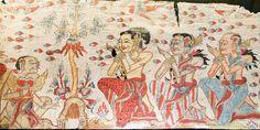 Indonesian Art, Javanese, Vintage World Maps, Asia, Museum, Culture, History, Paintings, Illustrations