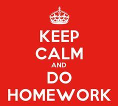 9 Ways to Keep Calm and Do Homework   Naturally Educational