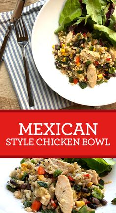 Start with grilled chicken. Carefully roast vegetables and add to brown rice with black beans. Drizzle with a touch of green chili lime sauce. Or just pop a SmartMade dinner in the microwave for a meal made like you'd make it—if you had the time! Mexican Food Recipes, Dinner Recipes, Mexican Cooking, Cooking Recipes, Healthy Recipes, Whole30 Recipes, Healthy Foods, Chili Lime, Chicken Recipes