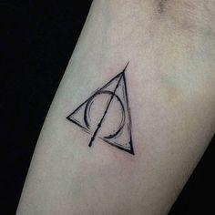 10 Delicados Tatuajes De Harry Potter Que Sólo Los Verdaderos Potterheads Entenderán