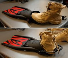 Oakley Military Wet Weather boots dry almost instantly. Might get these for ranger school