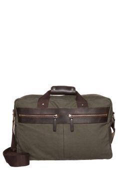Köp Zign Weekendbag - olivgrön för 699,00 kr (2014-11-14) fraktfritt på Zalando.se