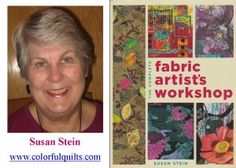 Things Crafty Mixed-Media art crafts sewing journalling Videos Podcast Author Interview | 12 Questions with Susan Stein|Things Crafty crafting videos tutorials reviews books products demos and Podcast