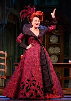 All-New Photos of Carly Rae Jepsen and Fran Drescher in Cinderella on Broadway - Photo Flash - Feb 2014 Broadway Costumes, Theatre Costumes, Movie Costumes, Cool Costumes, Amazing Costumes, Costume Ideas, Fran Drescher, Cinderella Broadway, Rodgers And Hammerstein's Cinderella
