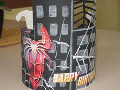 hoed spiderman